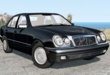 Photo of BeamNG – Mercedes-Benz E 420 Elegance (W210) 1997 Model Araba Modu