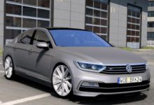 Photo of ETS2 / ATS – Volkswagen Passat Araba Modu (1.39.x)