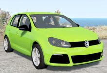 Photo of BeamNG – Volkswagen Golf R (Typ 5K) 2009 Model Araba Modu