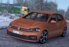 Photo of ETS2 / ATS – Volkswagen Polo 7R Araba Modu (1.39.x)