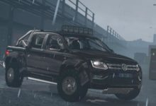 Photo of ETS2 / ATS – Volkswagen Amarok Modu (1.39.x)