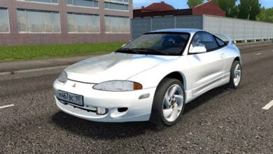 Photo of CCD 1.5.9 – Mitsubishi Eclipse GSX Araba Modu
