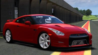 Photo of LFS – Nissan GTR 2011 Model Araba Modu