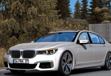 Photo of ETS2 – Bmw 760 Li Xdrive Araba Modu (1.39.x)
