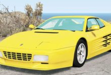 Photo of BeamNG – Ferrari 512 TR 1991 Model Araba Modu