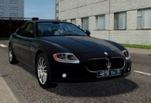 Photo of CCD 1.5.9 – Maserati Quattroporte Sport GT-S 2011 Model Araba Modu