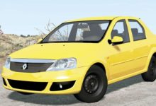 Photo of BeamNG – Renault Logan 2010 Model Araba Modu