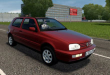 Photo of CCD 1.5.9 – Volkswagen Golf GTI VR6 (MkIII) 1998 Model Araba Modu